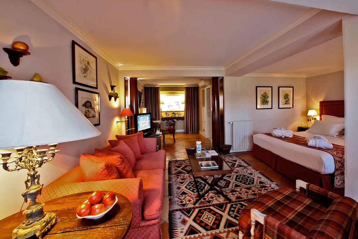 Junior Suites LE VIEUX LOGIS Hôtel 4 étoiles Relais & Châteaux Périgord