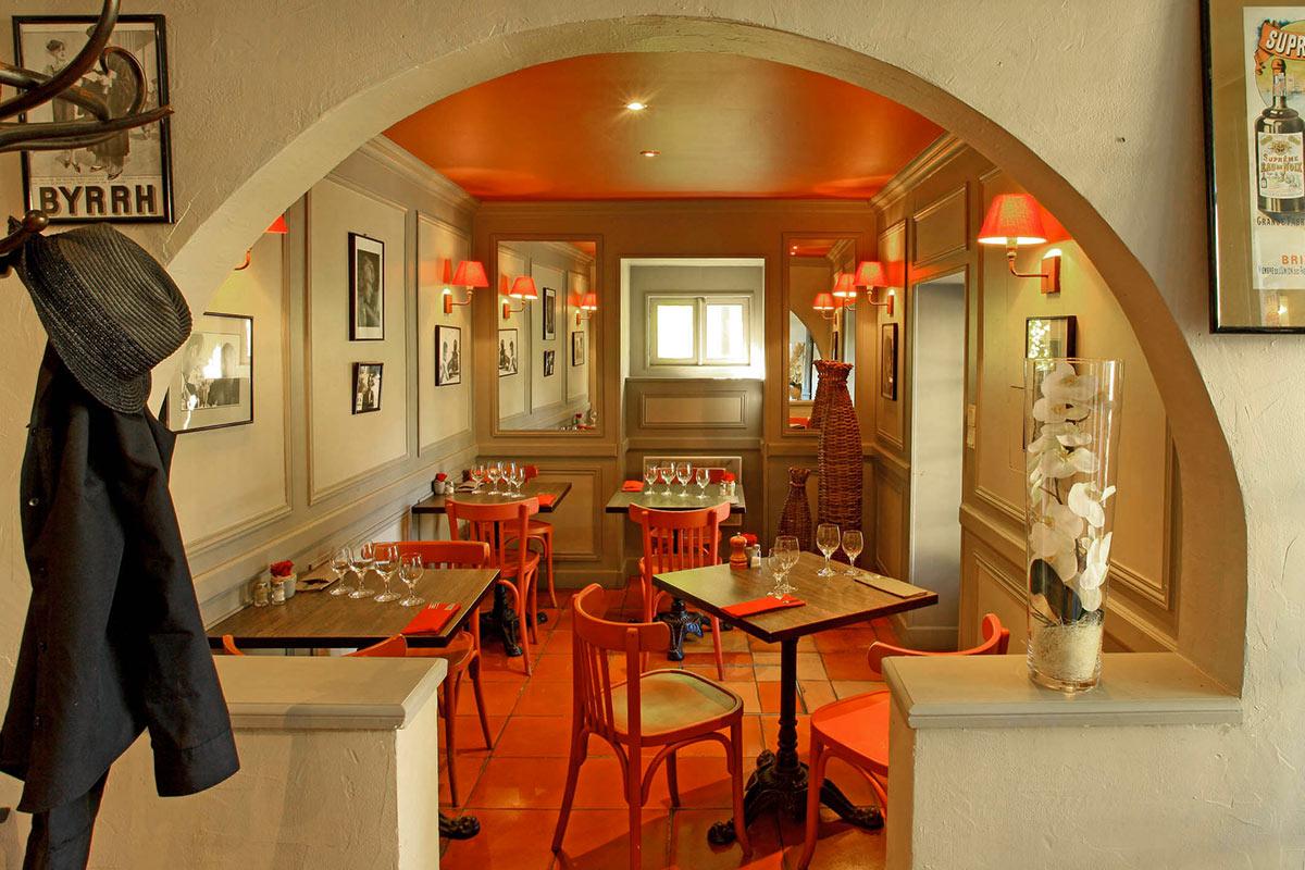 Le Bistrot de la Place Restaurant cuisine du terroir Trémolat