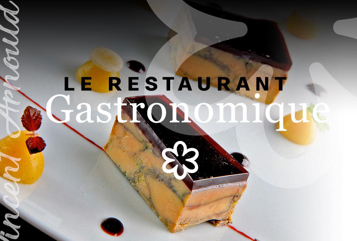 Restaurant gastronomique LE VIEUX LOGIS 1 étoile - Relais & Châteaux Périgord Dordogne