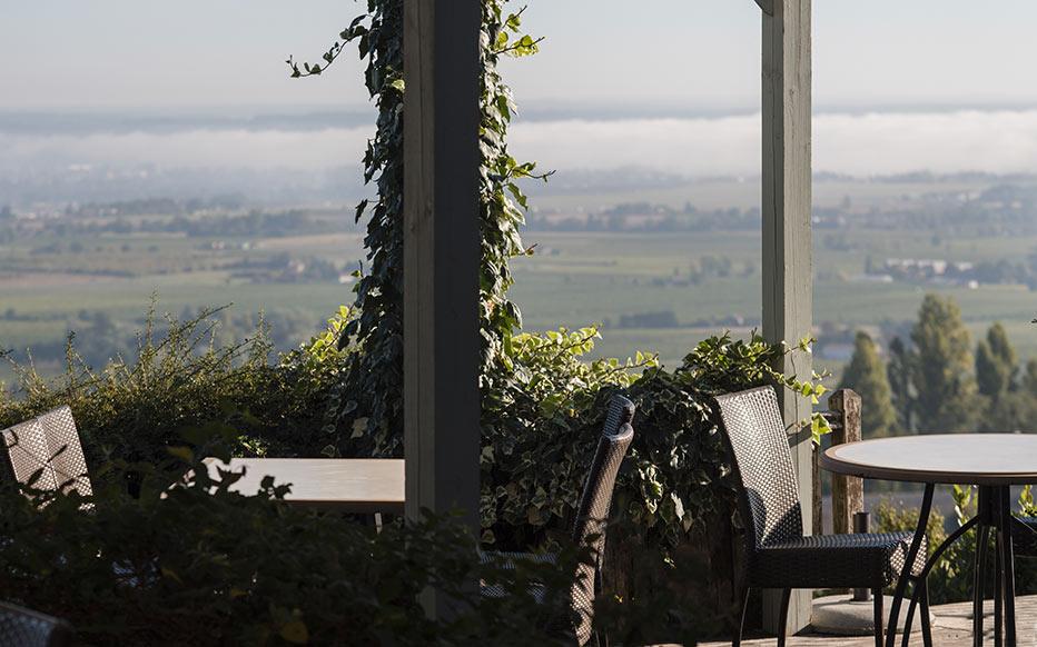 La Tour des Vents Restaurant gastronomique 1 étoile Michelin à Monbazillac Bergerac