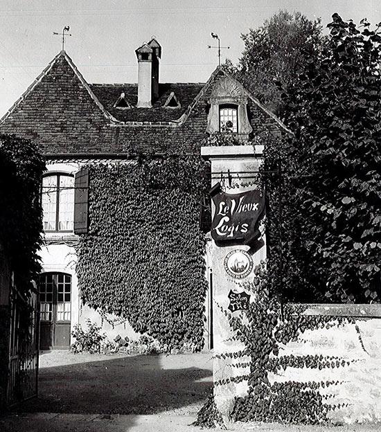 Histoire LE VIEUX LOGIS Hôtel 4 étoiles - Relais & Châteaux Restaurant gastronomique 1 étoile Michelin en Périgord Dordogne