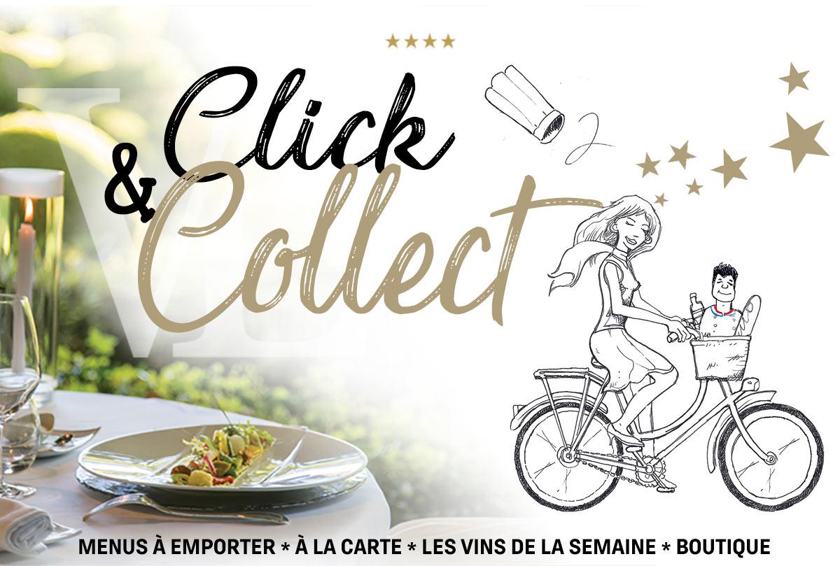 Click & collect LE VIEUX LOGIS Trémolat Dordogne Menus à emporter