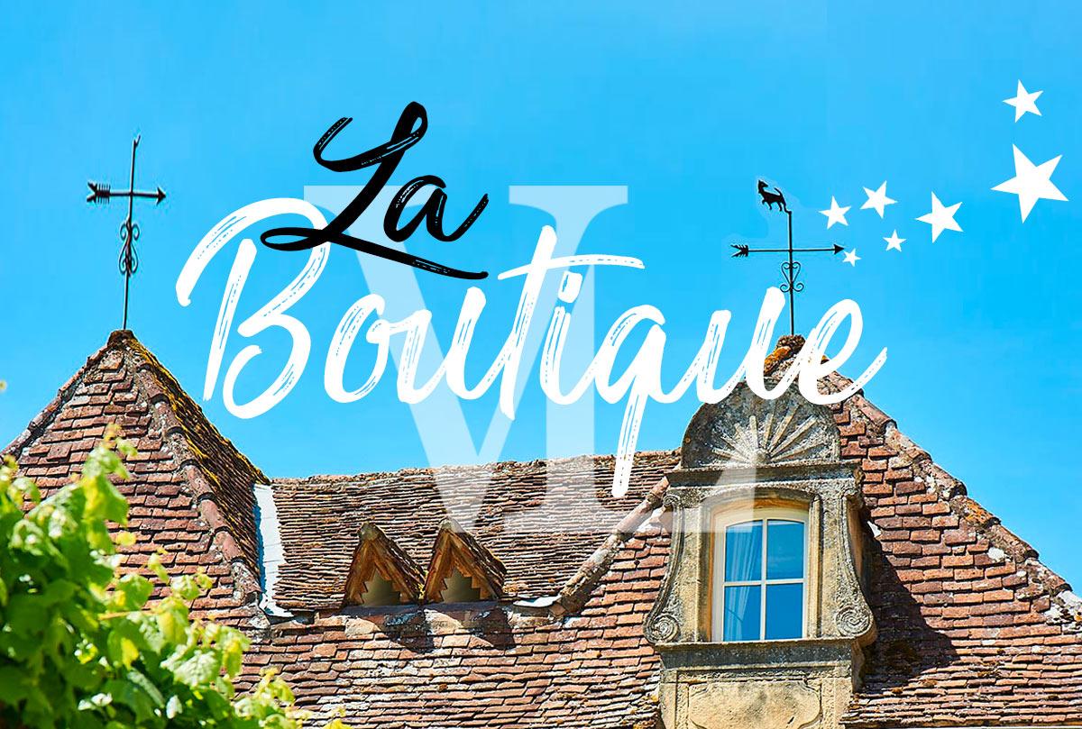 La Boutique du Vieux-Logis Hôel restaurant à Trémolat en Dordogne
